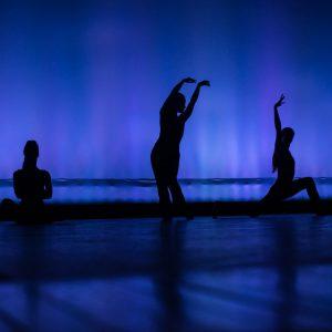 «БЫТЬ», отчетный концерт Факультета современного танца (24 февраля 2017 г.)