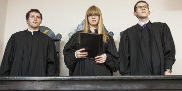 Последние занятия в Школе молодого юриста