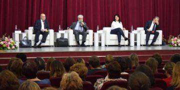 Гуманитарный на первом фестивале науки и образования